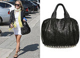 Alexander Wang Coco Duffle Bag As Seen on Mary Kate Olsen, Ashley Tisdale and Kristin Cavallari