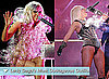 Photos of Lady Gaga&#039;s Most Shocking Outfits