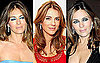 Elizabeth Hurley Eye Makeup, Liz Hurley Eye Makeup