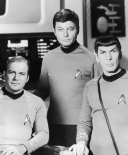 Grab Bag: Sci-Fi Guys To Boldly Go With