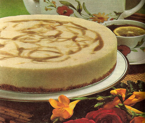 Chilly Cheesecake