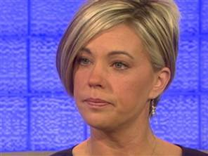 Front Page: Kate Gosselin Appears on the Today Show