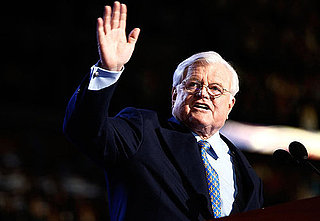 Ted Kennedy Passes Away