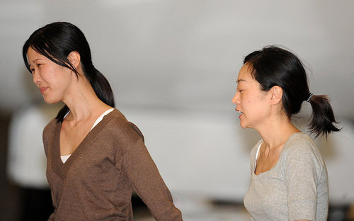 Say What? Laura Ling and Euna Lee Break Their Silence