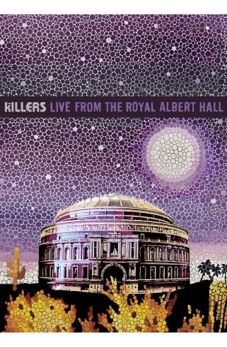 The Killers Live At Royal; Albert Hall DVD Artwork Revealed!