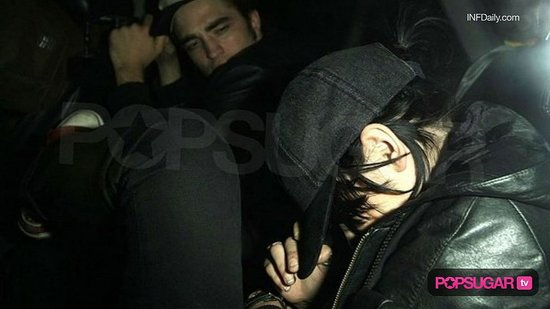 Robert Pattinson and Kristen Stewart Leaving Vancouver Concert, Britney Spears Sings Alanis Morissette Song, and T-Pain Auto-Tun