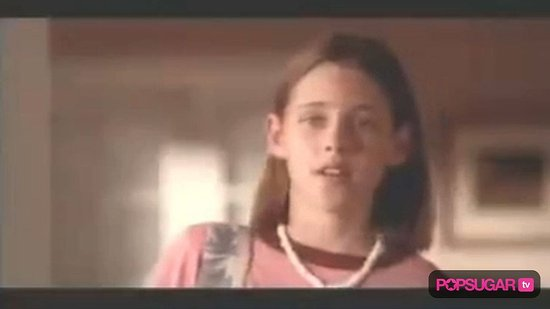 Kristen Stewart Commercial, Sweet Valley High Movie, Miley Cyrus Video 2008-09-24 14:18:54
