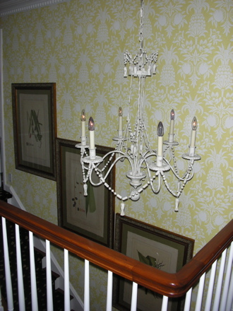 Cleaning Your Chandeliers