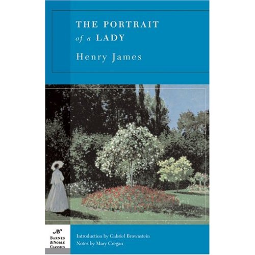 Rec/Review: Portrait of a Lady - Henry James