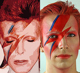 Danny as David Bowie