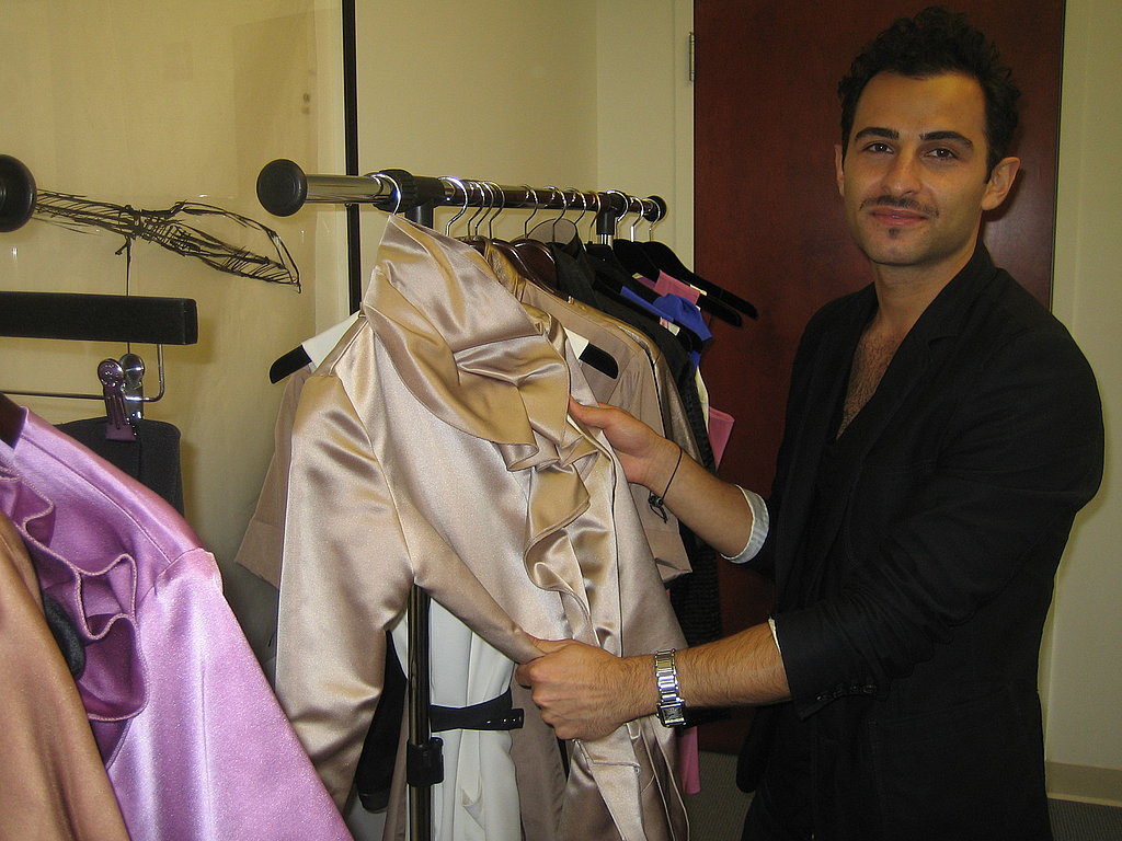 In the Showroom: Nima Spring 2010