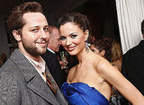 Derek Blasberg and Georgina Chapman