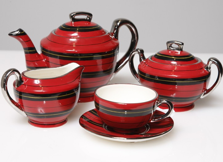 Isaac Mizrahi Brings Tartan Prints and Tea Cups to QVC