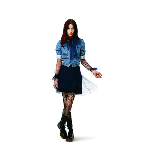 Denim Jacket, $39.99