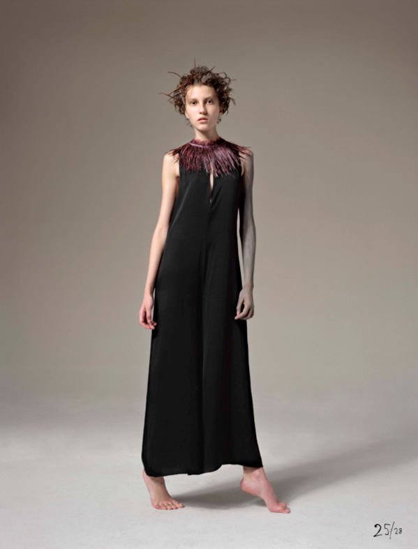 The Row has an Aboriginal Moment in New Spring 2010 Look Book