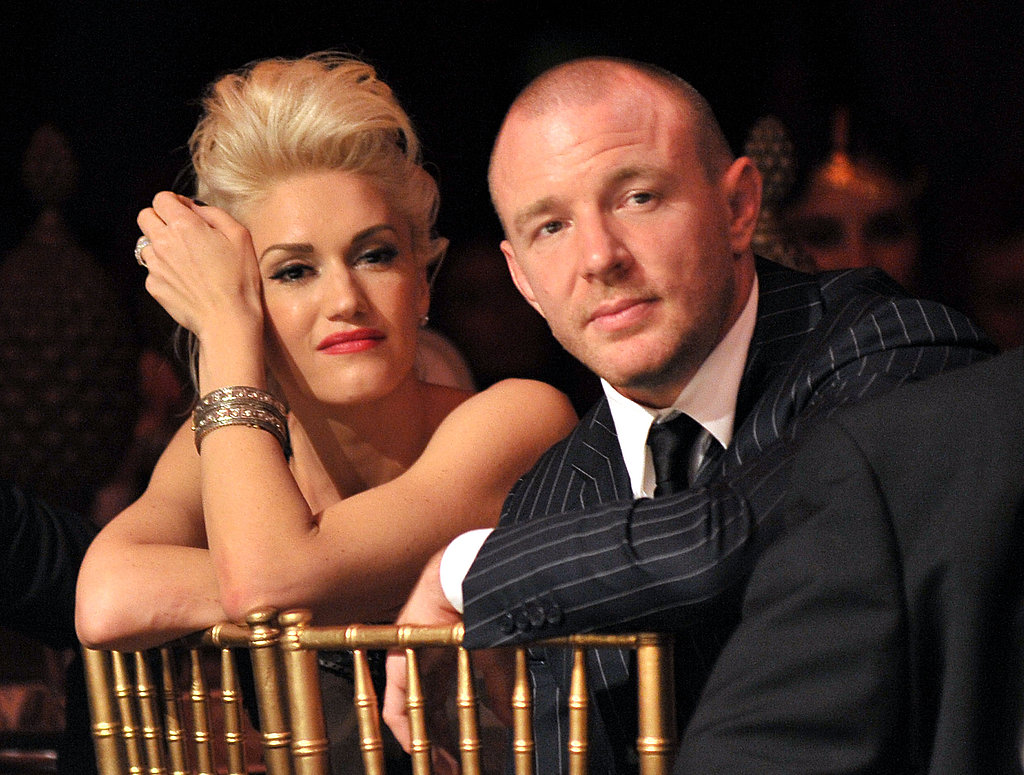 Gwen Stefani and Guy Ritchie
