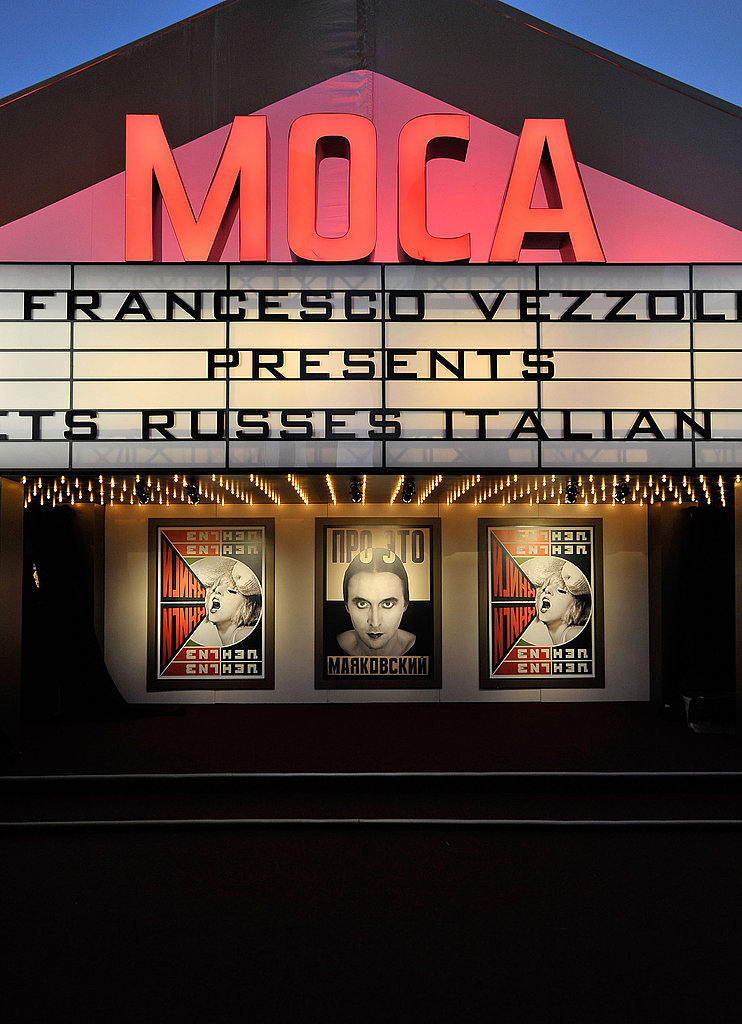Lady Gaga and Francesco Vezzoli Blur Lines Between Art and Entertainment at MOCA Bash