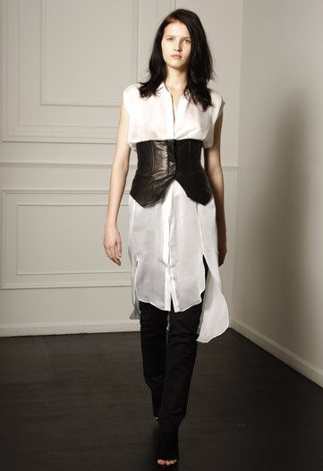 Alexander Wang Buttons Up for Pre-Fall 2010