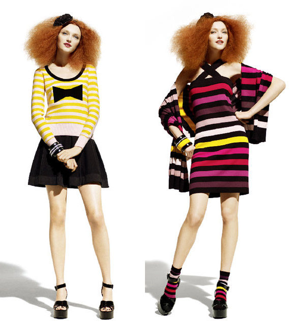 Sonia Rykiel's Knitwear for H&M is Cheap and Cheerful