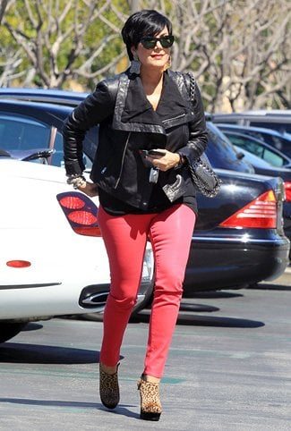 Kris Jenner Age Inappropriate Outfit
