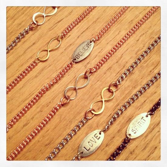Bellestyle Infinity bracelets!!!