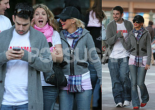 Xtina and Jordy: Happy Couple in Happiest Place, Part II