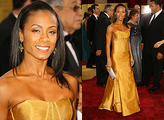 Oscars Red Carpet: Jada Pinkett Smith