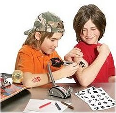 Kids Tattoo Machine