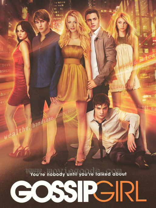 GG GOSSIP GIRL SEASON 2 TRAILER -