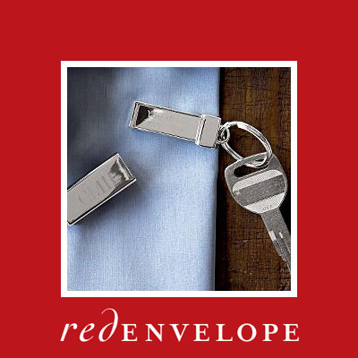 Hidden Message Valet Key Chain