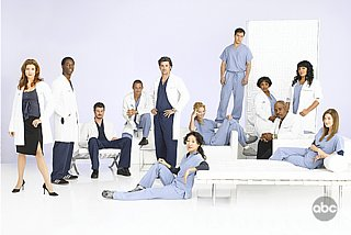 "TV Tonight: ""Grey's Anatomy"""