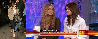 Ashley and MK do Today
