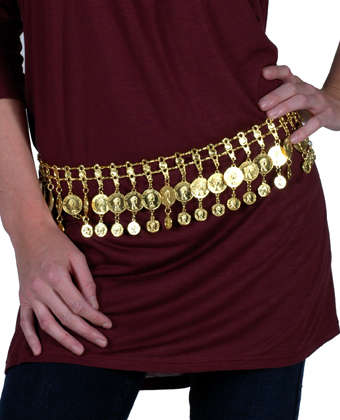 Gold Medallion Gypsy Belt: Love It or Hate It?