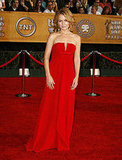 Becki Newton, A Vision in Red