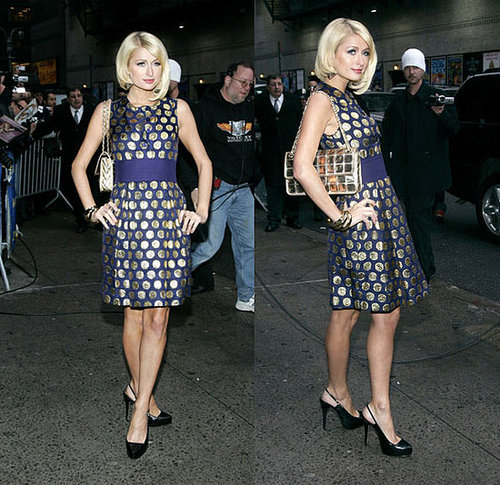 Celebrity Style: Paris Hilton