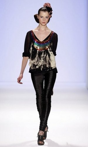 New York Fashion Week, Fall 2008: Sass & Bide