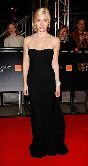 Jessica Biel, Simple in Alexander McQueen