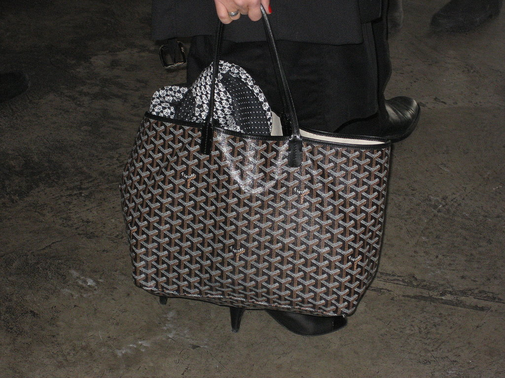 Goyard at the Tents