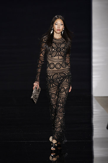 Dark Ethnic Prints at Naeem Khan