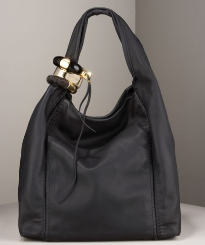 The Bag To Have: Jimmy Choo Saba Bracelet Hobo