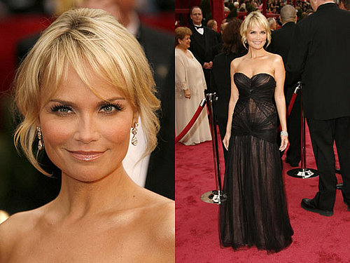 Oscars Red Carpet: Kristin Chenoweth