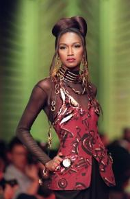 This Just In! Body Found May Be Missing Former Yves Saint Laurent Muse, Katoucha Niane