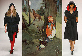 LA Fashion Week Trend Alert: Little Red Riding Hood