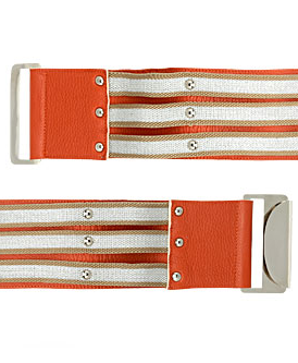 Philosophy di Alberta Ferretti Multicolored Wide Belt