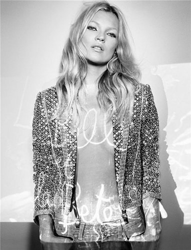 This Just In! Target Taps Kate Moss for GO International Collection