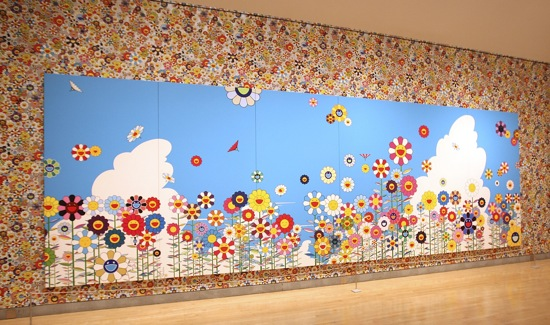 Murakami-Vuitton Retrospective At The Brooklyn Museum