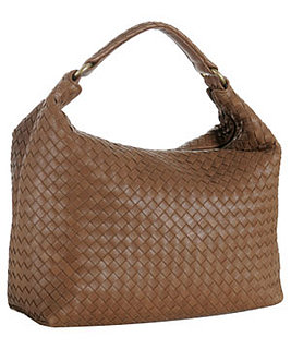 The Look For Less: Bottega Veneta New Pyramid Shoulder Bag