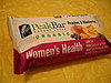 Food Review: Peak Bar Women&#039;s Health 