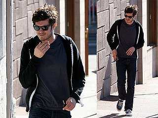 Adam Brody's Business As Usual