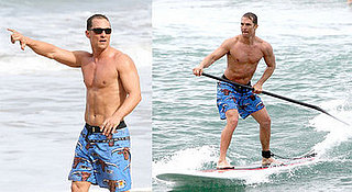 Matthew McConaughey's Surfing Safari Is Never Over